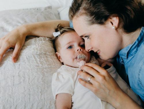 mama van dijk, 9 maanden uit, 9 maanden in, ontzwangeren