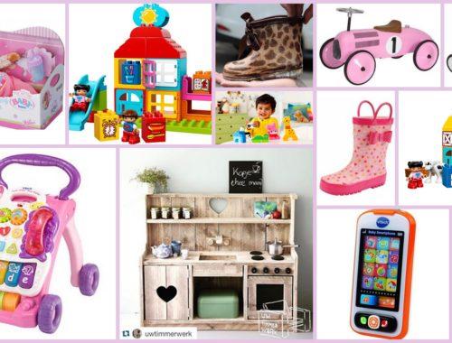 verlanglijstje, cadeau, meisje, dreumes, baby, 1 jaar, eerste verjaardag, mama van dijk, cadeautip