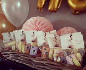 bedankjes kinderfeestje verjaardag