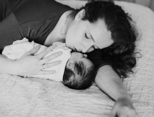 Nachtrust, Mama van Dijk, dochter, baby, newborn, moederschap, christelijke mamablogger
