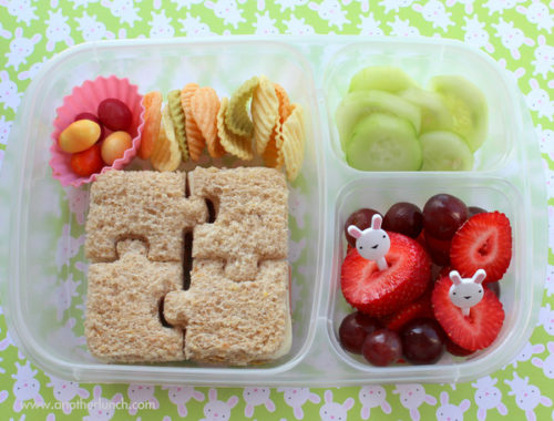 lunchbox of lunchtrommel en hippe tassen, jongen of meisje