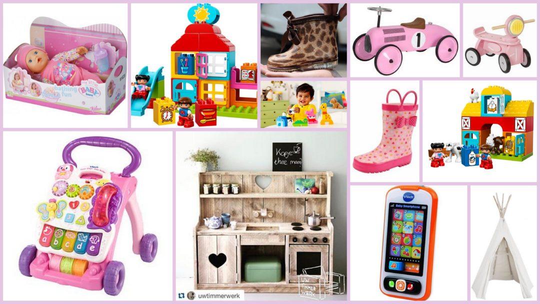 verjaardagscadeau 1 jarig kind Het verlanglijstje van een meisje van 1.   Mama van Dijk verjaardagscadeau 1 jarig kind