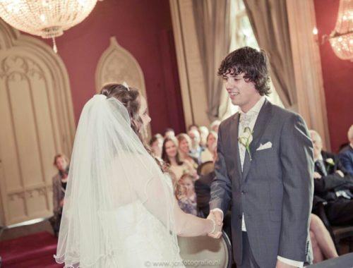 trouwtips, bruiloft, Foam sticks, kasteel schaffelaar