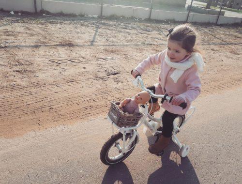 Kinderfiets, 10 inch, 12 inch, leren fietsen, zijwieltjes