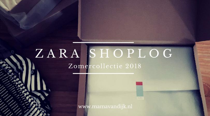 zara shoplog, zomercollectie, zara, 2018, meisjes, mamablog