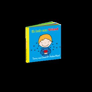 Ik heb een Vriend, review op christelijke mamablog mama van dijk, christelijk kinderboekje