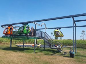 grote speeltuin voorthuizen maisdoolhof
