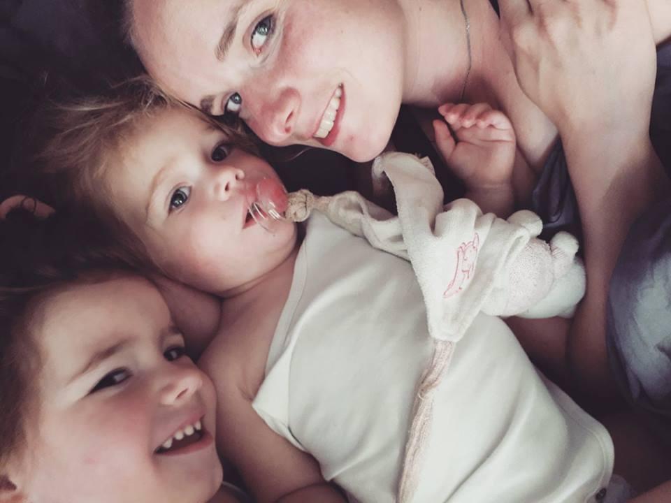 mijn lijf als moeder accepteren, afvallen mamablog, mama van dijk