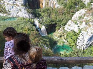 plitvice meren, met kinderen, roadtrip kroatie