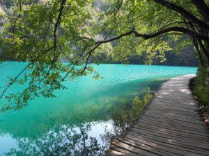 Plitvice meren, roadtrip, slovenie, Kroatie