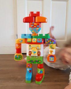 blabla blocks, interactief speelgoed, cadeautip, sinttip, speelgoed voor peuters, mamablog mama van dijk, vtech,