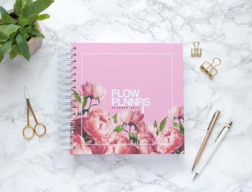 flow, planner, agenda 2019, review, mama van dijk, mamablog