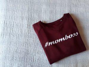 sweater bedrukken, mamablogger, mamablog, mama van dijk