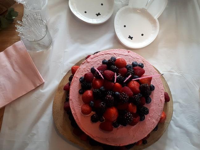 Bakmarjanneke, naked cake, workshop