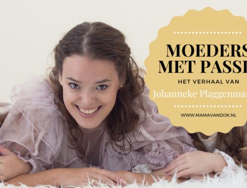Johanneke Plaggenmarsch, interview, christelijk mamablog, mama van dijk