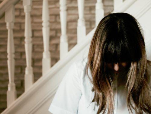 Ze heeft een angststoornis, vandaag op mamablog, mama van dijk, haar verhaal