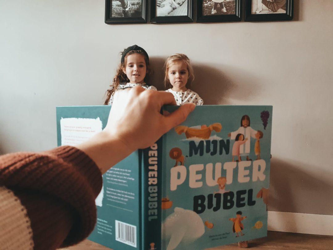 peuterbijbel, christelijk mamablog, samenwerking, mama van dijk