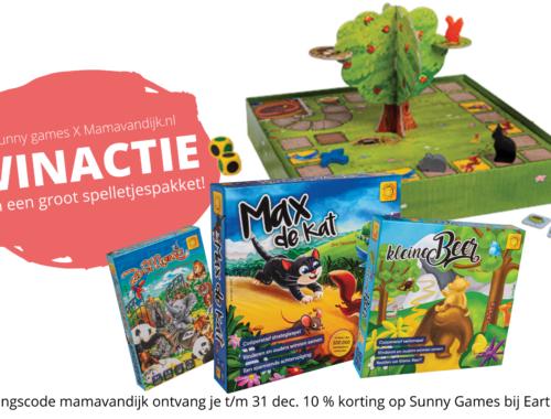 sunnygames, coöperatief spel, mamablog, winactie, mama van dijk