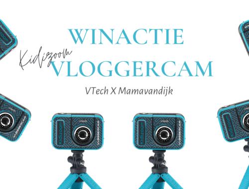 kidizoom vloggerscam, winactie, mamablog mamavandijk.nl,