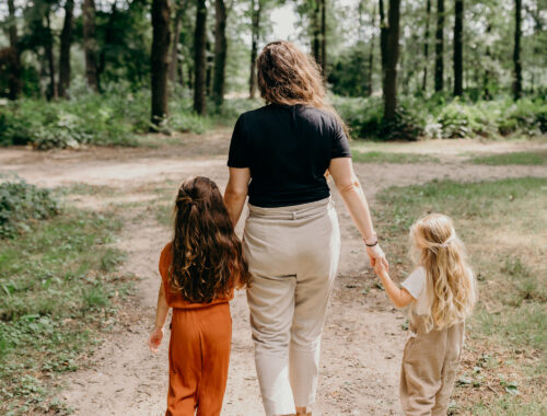 podcast hoogsensitiviteit - mama van dijk